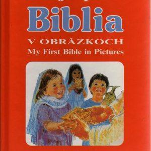 Moja prvá Biblia v obrázkoch
