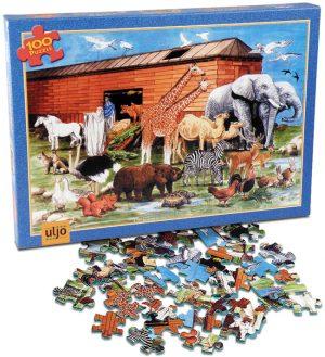 Puzzle - 100