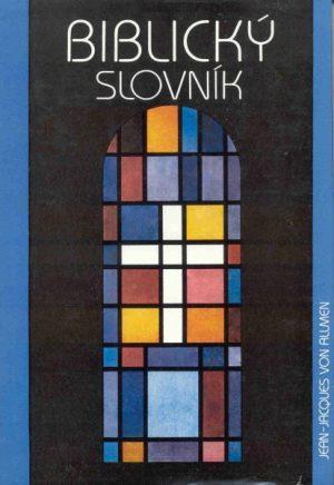 Biblický slovník - antikvariát