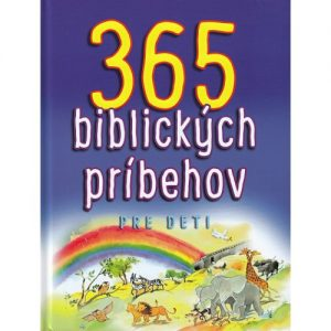 365 biblických príbehov pre deti