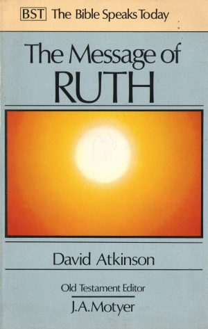 The Message of Ruth - antikvariát