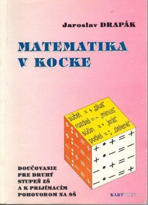 Matematika v kocke - antikvariát