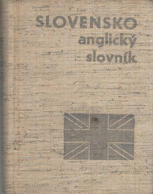 Slovensko anglický slovník - antikvariát