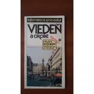 Viedeň a okolie - antikvariát
